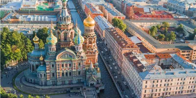 Cosa vedere a San Pietroburgo e come organizzare il tour